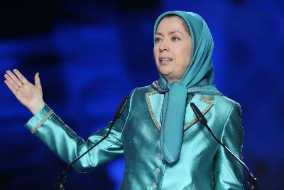 Maryam Rajavi Grand Gathering 2016