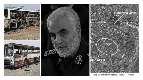 Who Was the Vicious Criminal Qassem Soleimani