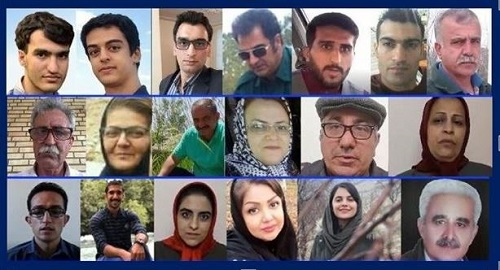 Iran MEP Urgent call for immediate release of prisoners of conscience and halt to executions 1