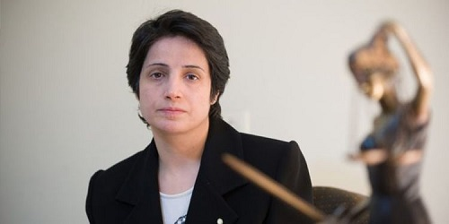 Nasrin Sotoudeh in critical condition min