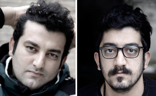 Jailed Iranian artist brothers on hunger strike