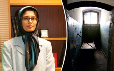 Inside Iran's regime: Student tortured for FIVE years ESCAPES to tell of horror