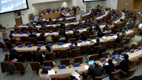 UN adopts 63rd resolution condemning human rights violations in Iran