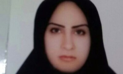 Amnesty seeks mercy for Iranian bride, 17, who killed abusive husband