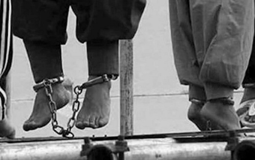 in Iran executions