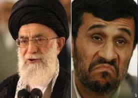 Khamenei, Ahmadinejad engaged in unprecedented internal conflict shaking the whole Iranian regime