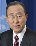 UN leader has 'serious concern' over Iran nuclear drive
